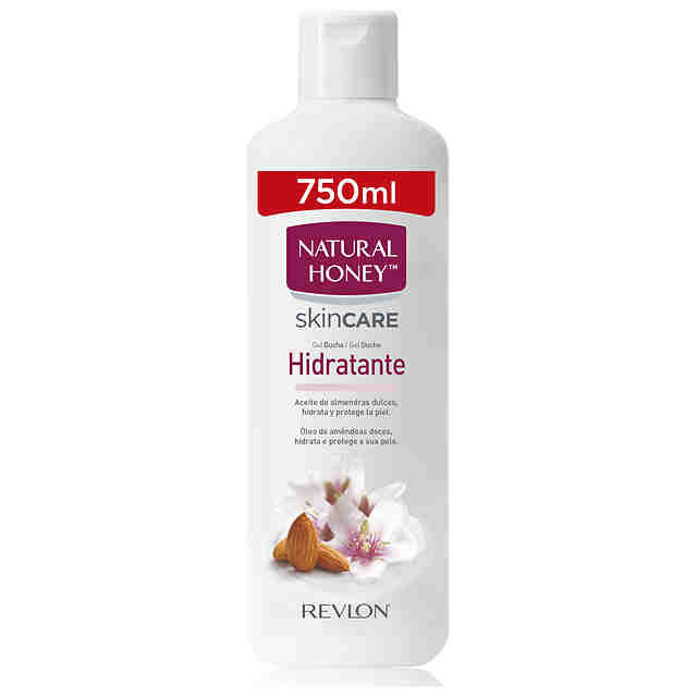 Gel de Baño Hidratante Natural Honey 750ml