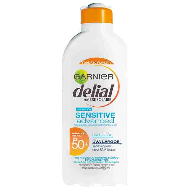 Delial Leche Solar Sensitive F-50