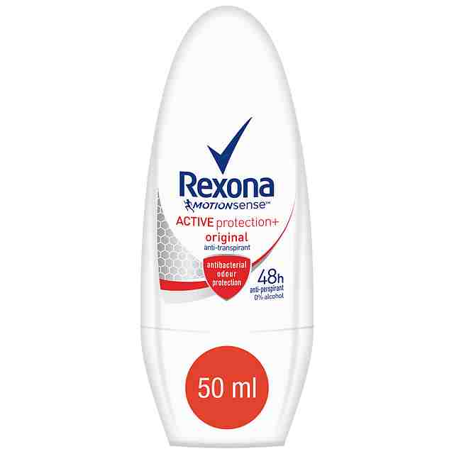 Rexona Antibacterial Odour Protection Women Desodorante Roll On 50ml