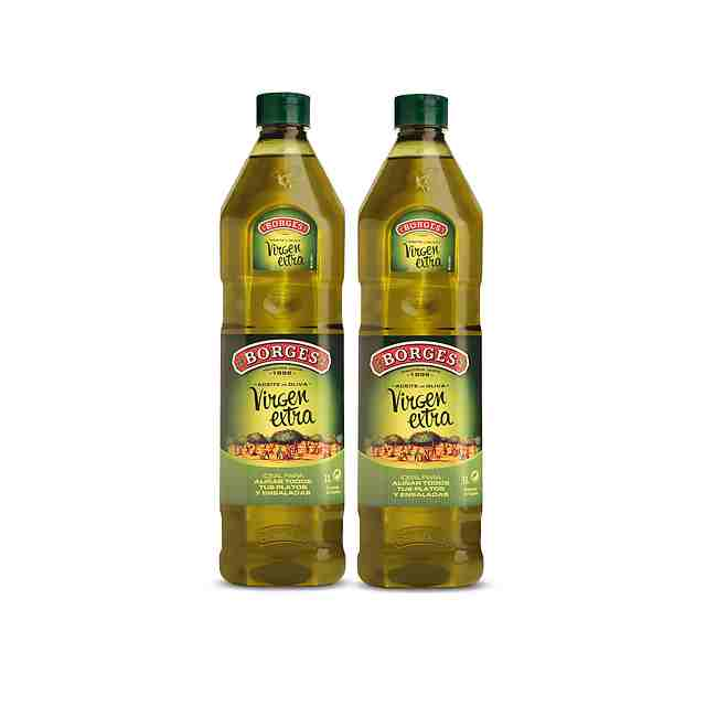 Aceite Virgen Extra Borges (Pack 2x1l)