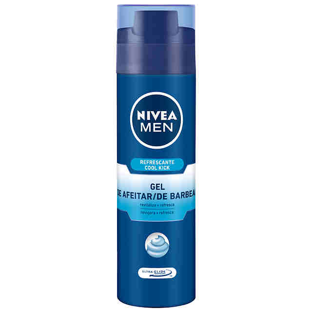 Nivea Men Gel de Afeitar Refrescante