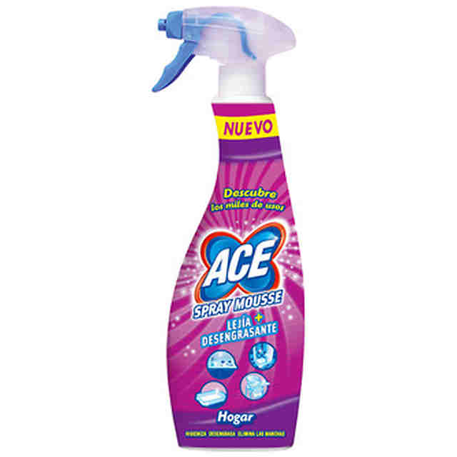 ACE Spray Mousse