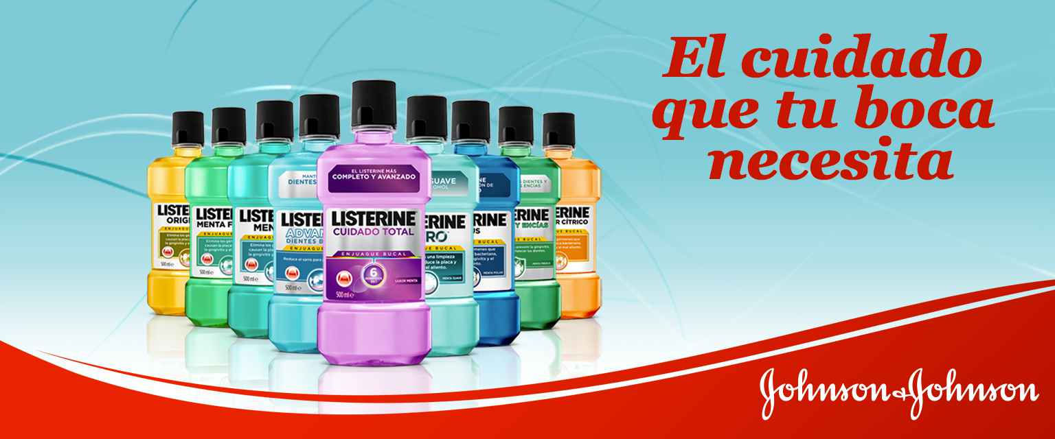 Johnsons Listerine