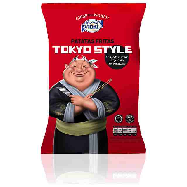 CRISP the WORLD Tokio Style