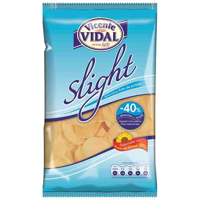 Vicente Vidal Slight patatas