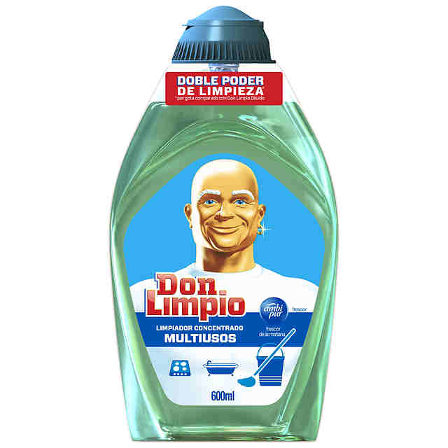 Don Limpio Limpiador Multiusos en Gel 600 ml