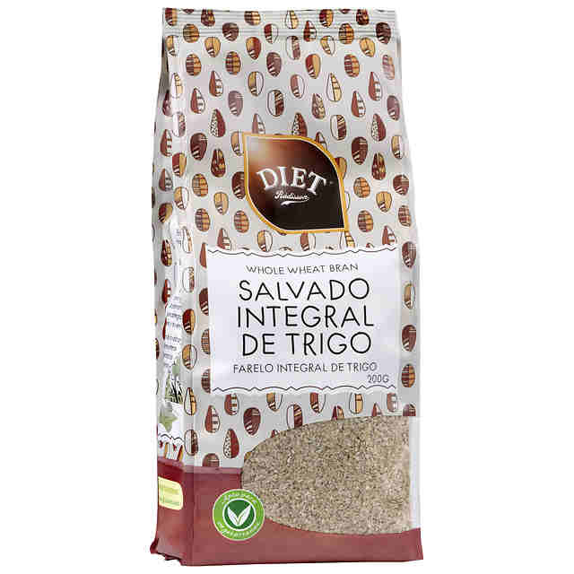 DIET Rádisson Salvado Integral de Trigo