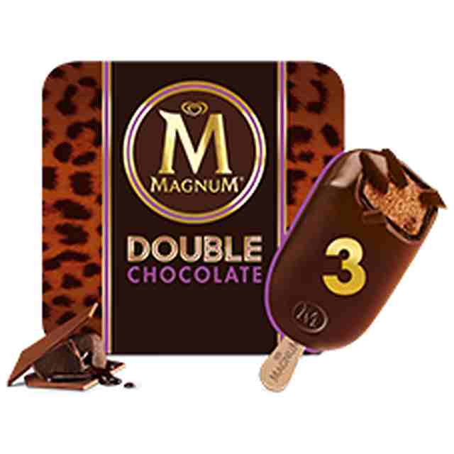 Magnum Doble Chocolate