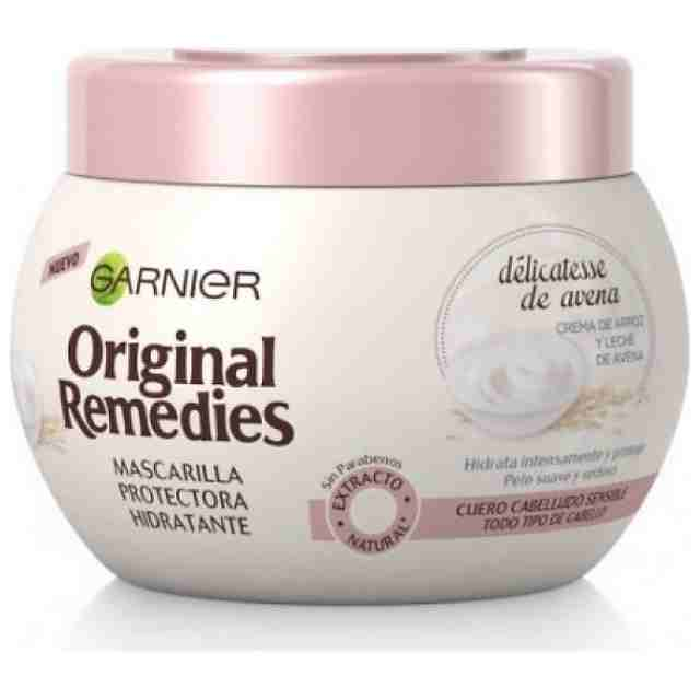 Original Remedies Mascarilla Delicatesse 300 ml