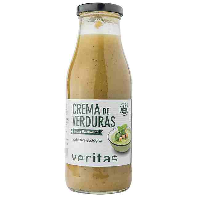 Crema de Verduras Eco Veritas 500ml