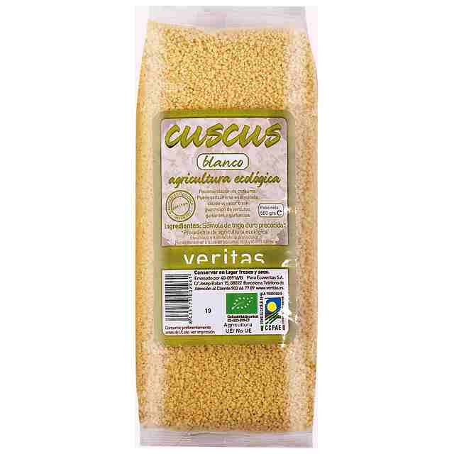 Couscous Blanco Eco Veritas 500g