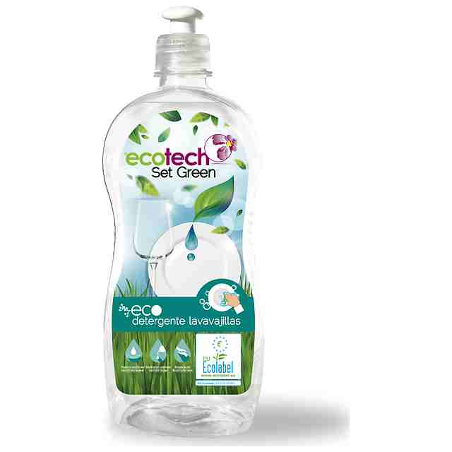 Lavavajillas BIO Ecotech Green Plus