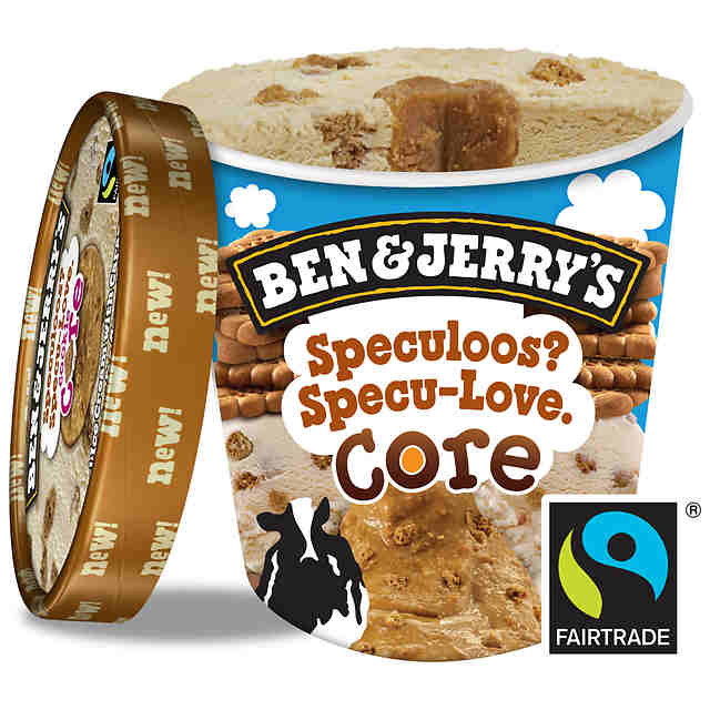Ben & Jerry's Speculoos? SpecuLove Helado Tarrina 500 ml