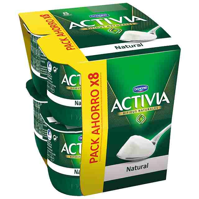 Yogur Natural Activia de Danone